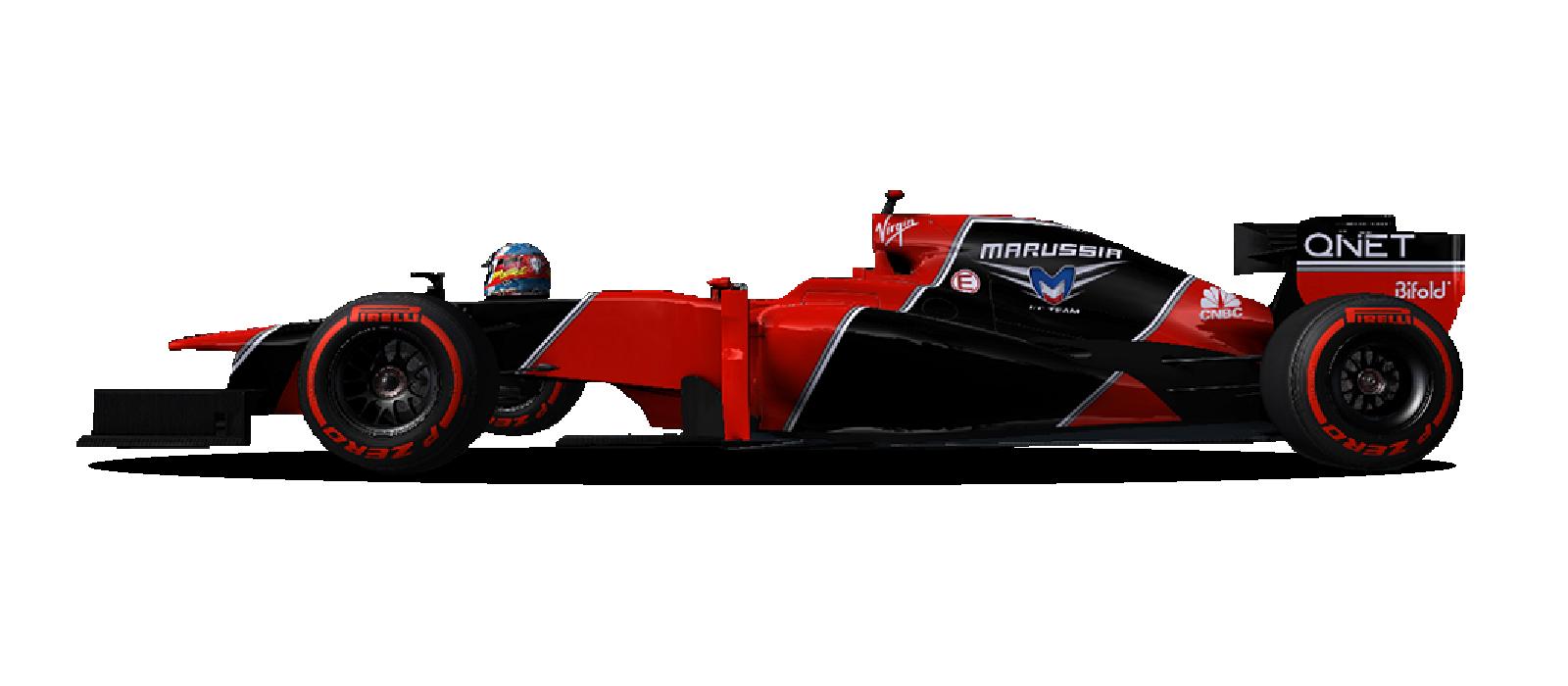マルシャ F1 チーム
