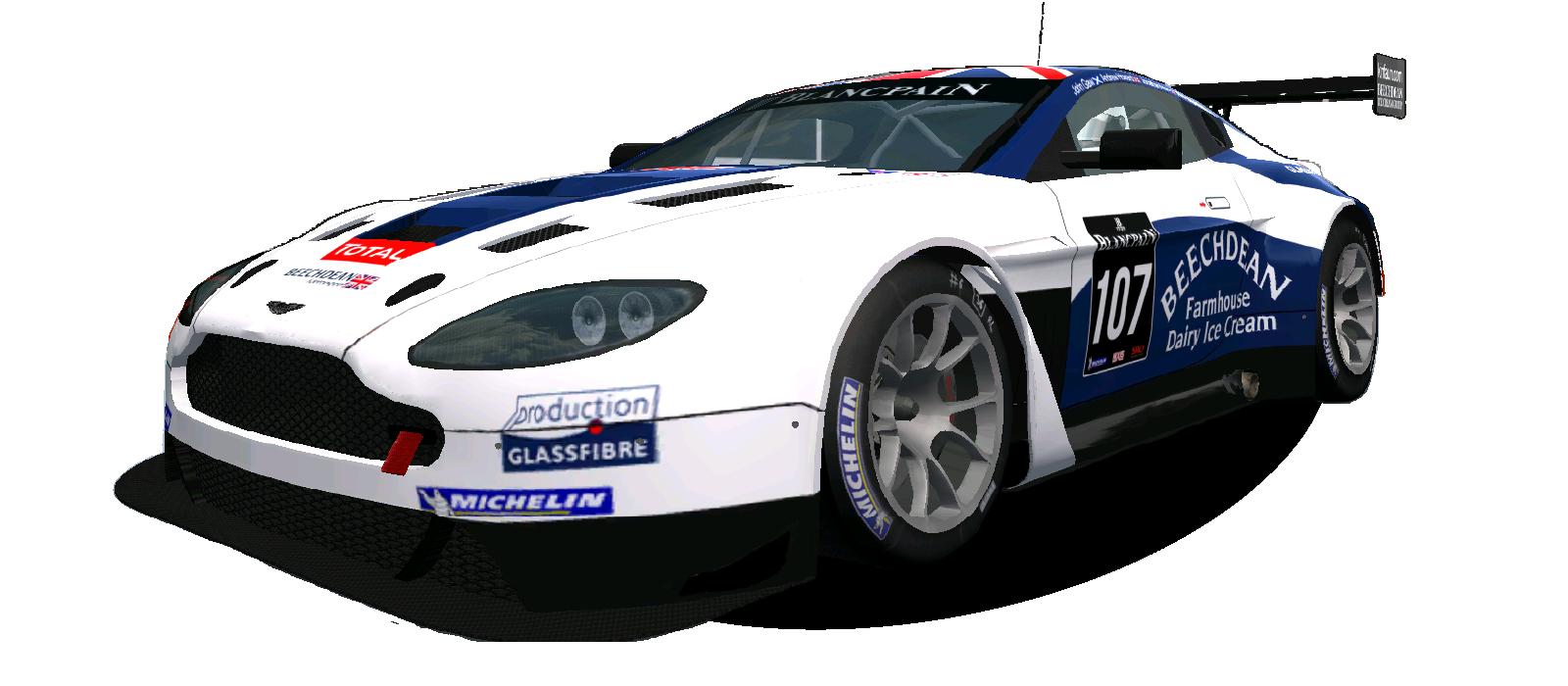 アストンマーチン GT3