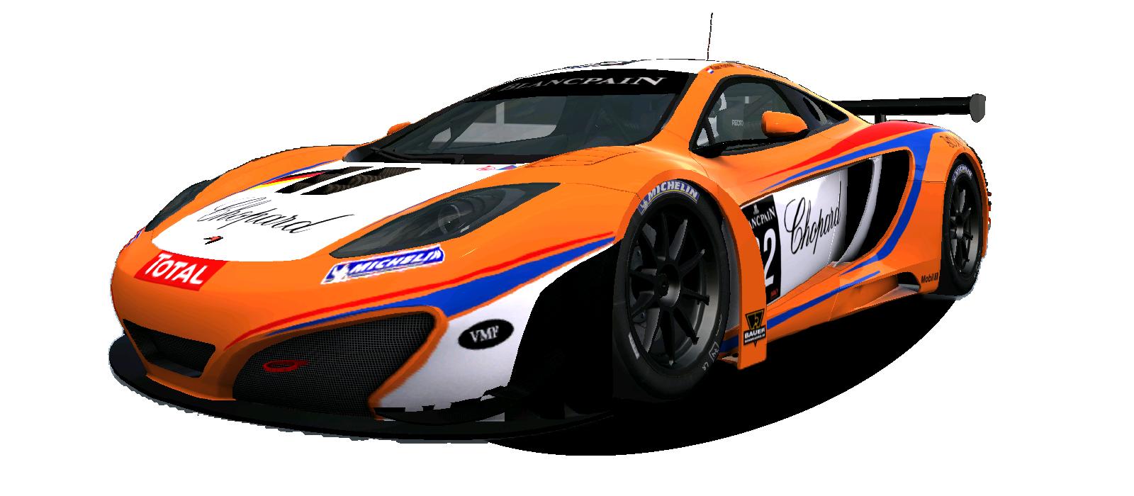 マクラーレン F1-GTR